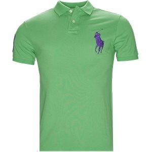 Polo T-shirt Slim | Polo T-shirt | Grøn
